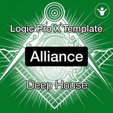 Logic Pro X Template - Alliance