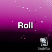 Roll - Logic Pro X Template