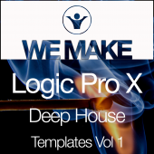 We Make Logic Pro X Deep House Templates Vol 1