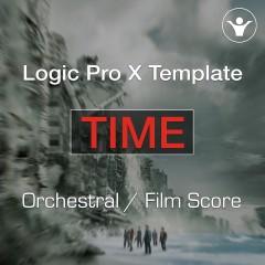 Time - Logic Pro X Template (Inception Score)