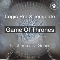 Game Of Thrones Theme - Logic Pro X Template