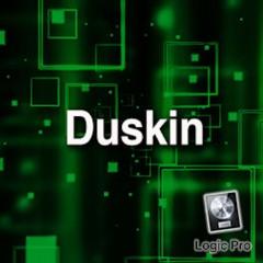 Duskin - Logic Pro Template (Dusky Style)