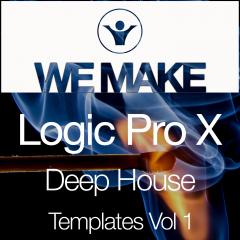 We Make Logic Pro X Deep House Templates Vol 1